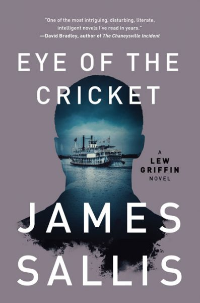 Cover for the Soho Press US reissue of Eye of the Cricket