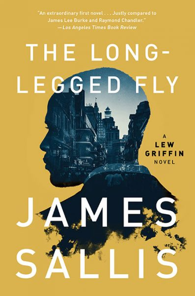 Cover for the Soho Press US reissue of The Long-Legged Fly