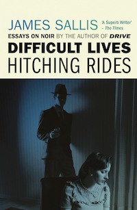 Difficult Lives/Hitching Rides book cover