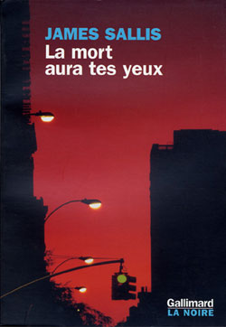 Cover for the French edition of Death Will Have Your Eyes